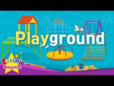Playground - English for kids