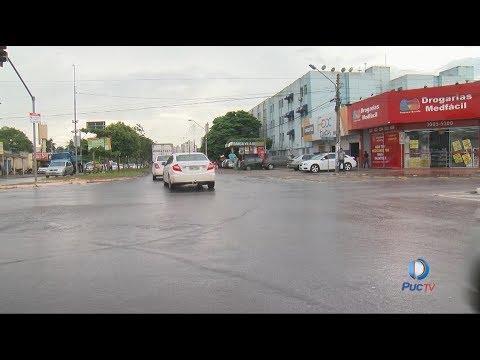 Prefeitura de Aparecida de Goiânia estuda a construção de um viaduto na Avenida São Paulo