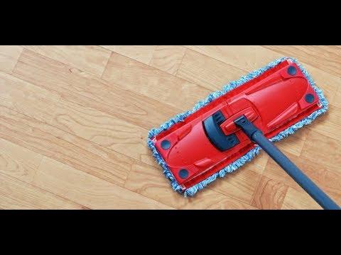 Как помыть ламинат без разводов. Чем отмыть ламинат после ремонта?