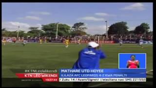 KTN Leo Wikendi: Timu ya Mathare United walaza timu ya AFC Leopards kushinda taji la U-20