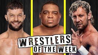 Wrestlers Of The Week (13 Dec) | WWE NXT, AEW Dynamite, AAA & More!