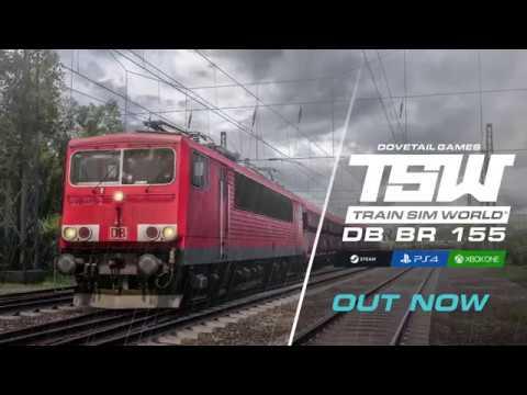 Train Sim World: DB BR 155 | OUT NOW