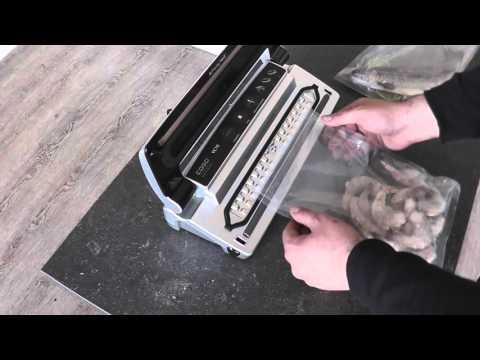Produkttest Vakuumierer CASO VC10