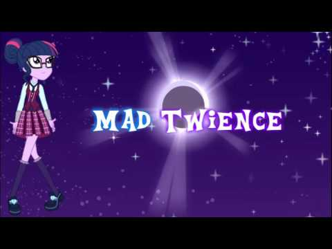 """MLP EG: Summertime Shorts """"Mad Twience"""" (SONG)"""