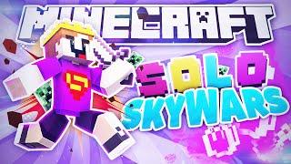 ЛУЧШИЙ ИГРОК В СКАЙ ВАРС | MLG | Minecraft: SkyWars #11