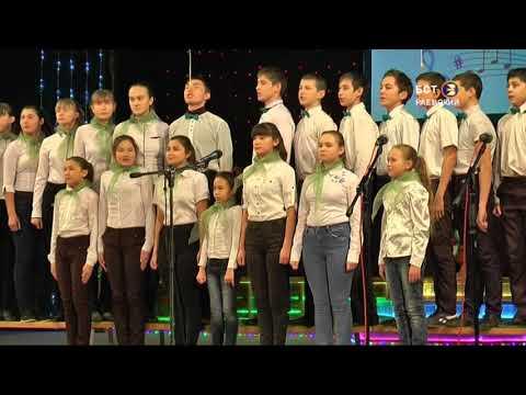 Конкурс вокальной хоровой деятельности