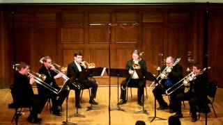 Diversion for Six Trombones by Fisher Tull