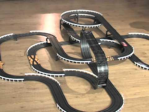 NASCAR High-speed Rivals Slot Car Set