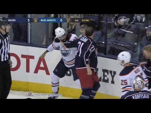 Nick Foligno vs. Jujhar Khaira