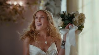 SATC | Movie 1 | Carries Wedding Dresses | [HD]