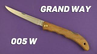 Grand Way 005 W - відео 1