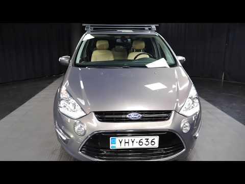 Ford S-MAX 2,0 TDCi 140 PShift Titanium Business A 7-hlö *ORANSSIT PÄIVÄT*, Tila-auto, Automaatti, Diesel, YHY-636