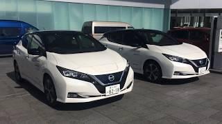 Essai : au volant de la nouvelle Nissan Leaf