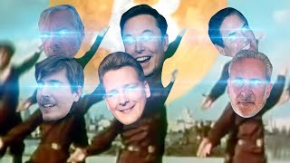 BITCOIN WIRD PUMPE sein - Kalinka Mix von Ivan on Tech, Elon Musk, @ MrBeast, Michael Saylor