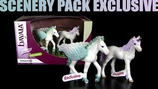 Schleich ® Bayala ® Einhorn & Pegasus Set - Unboxing & Review / 2013 Re-Upload
