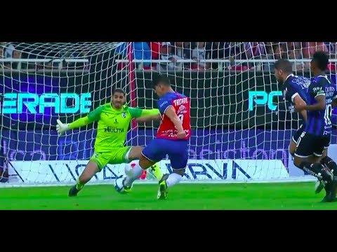 Chivas vs Querétaro 3:2 Resumen Completo (Goles: Alexis Vega, Chofis, Pulido)