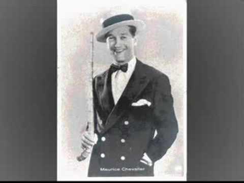 Maurice Chevalier - Livin' in the Sunlight