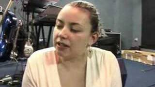 Charlotte Church video diary 22 March