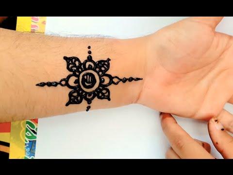 Henna Tangan Simpel Dan Manis 01 Renna Henna Video Musicpleer