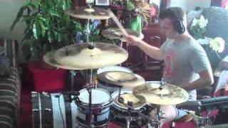 "The Acacia Strain ""Nightman"" Drum Cover"
