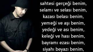 Ceza - Ne Benim |Lyrics|