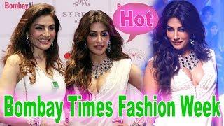 Hot Chitrangada Singh  At Bombay Times Fashion Week 2019.