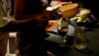 preview picture of video 'How To Make an Irish Coffee french man makes the best'