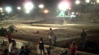 preview picture of video 'Ashland County Fair Moto Cross Racing 2010'