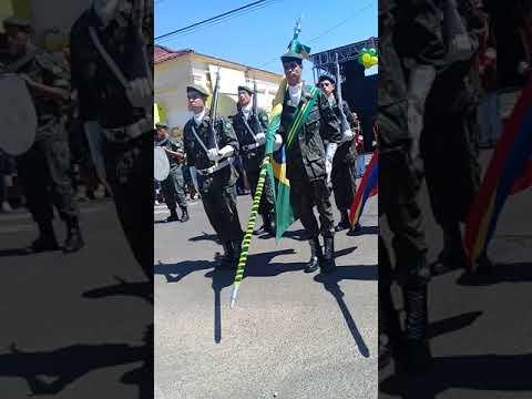 Desfile em borebi