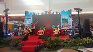 Kolaborasi Musik SMK KARTEK 2 JATILAWANG Di Tingkat Nasional