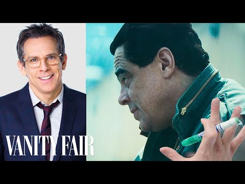 "Ben Stiller Breaks Down a Prison Yard Scene from ""Escape at Dannemora"" | Vanity Fair"