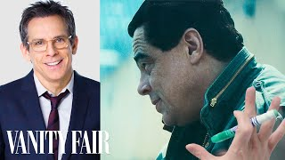 "Ben Stiller Breaks Down a Prison Yard Scene from ""Escape at Dannemora"" 