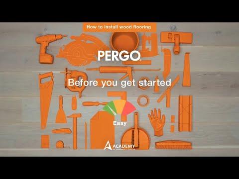 Install Wood Parquet Pergo