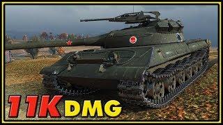 Object 430U - 10 Kills - 11K Damage - World of Tanks Gameplay