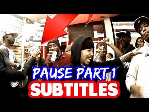 PAUSE - Funny Unintentional Bars in Battle Rap (Try Not To Laugh Challenge)   Masked Inasense