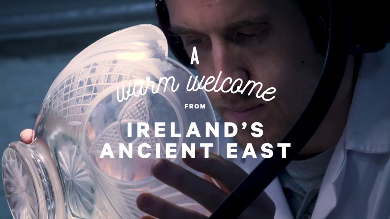 A warm welcome from Ireland – Waterford
