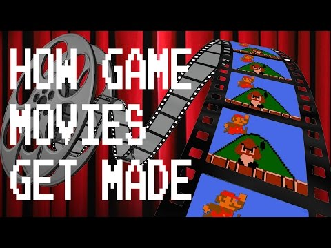 How Video Game Movies Get Made In Hollywood