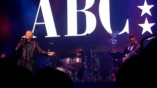 ABC - 4 Ever 2 Gether @ London Palladium, 04-11-17