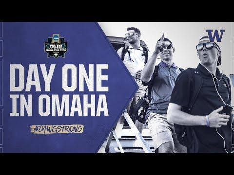 Baseball: CWS Day One