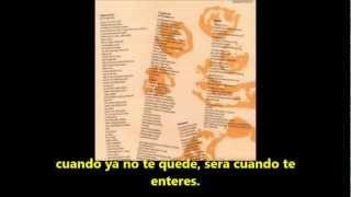 Extremoduro - La hoguera (Con letra)