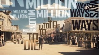 Alan Jackson A Million Ways To Die