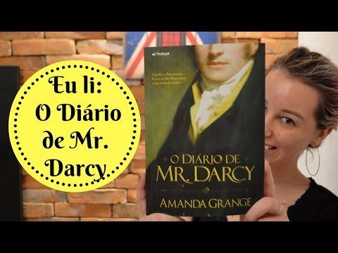 [Eu li] O Diário de Mr. Darcy, Amanda Grange
