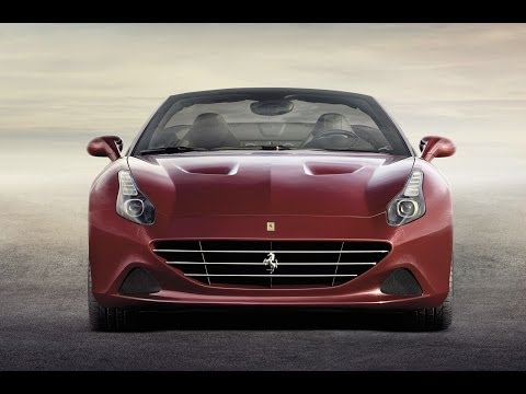 New Ferrari California T revealed - official Ferrari video