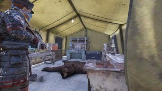 How to】 Move Survival Tent Fallout 76