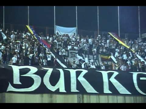 """ZAMORA vs yaracuyanos 8vos d copa Venezuela.. LA HINCHADA DEL BLANKINEGRO"" Barra: La Burra Brava • Club: Zamora"