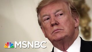 America's 'Half-Cocked' President Was 'Cocked & Loaded' For A Strike Against Iran | Deadline | MSNBC