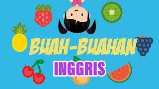 Belajar Mengenal Nama Buah-buahan dalam Bahasa Inggris Bagian 2 | Bunbun Learning Fruits