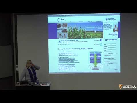 CrySP at University of Waterloo | Sarah Roberts - Doing the Internet's Dirty Work: Commercial Content Moderators