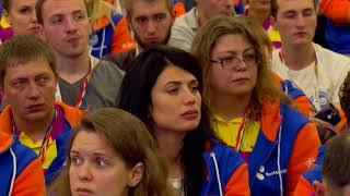 Встреча в Михаилом Осеевским (Ростелеком)