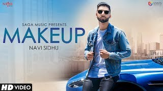 Makeup - Navi Sidhu | Official Video | Kuwar Virk | Latest Punjabi Songs 2018 | Saga Music